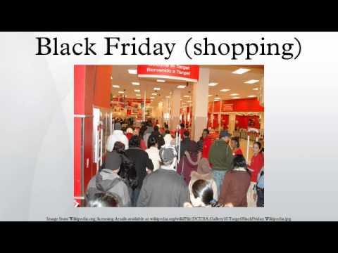 Black Friday (shopping)