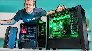 Why would ANYONE build a HUGE PC??