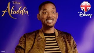 ALADDIN | Explore the World of Aladdin - Behind the Scenes | Official Disney UK
