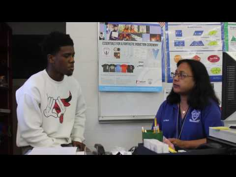 CANESTV - National Honor Society Interview