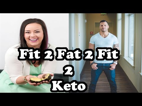 Keto Chat Episode 79: Drew Manning Fit 2 Fat 2 Fit 2 Keto