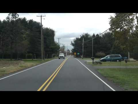 Traffic Pattern Change - Route 538 and 619 Elk Township, nj.mp4