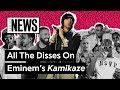 All The Disses On Eminem39s 39Kamikaze39 Genius News