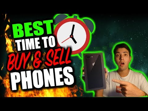 Best Time To Buy & Sell A Phone