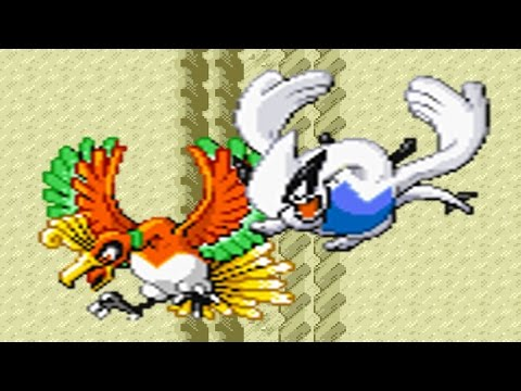 How to find Lugia, Ho Oh and Navel Rock in Pokemon Emerald (w/Gameshark)
