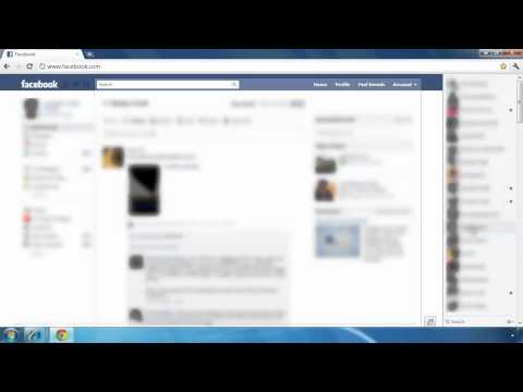 Hide new Facebook chat sidebar box