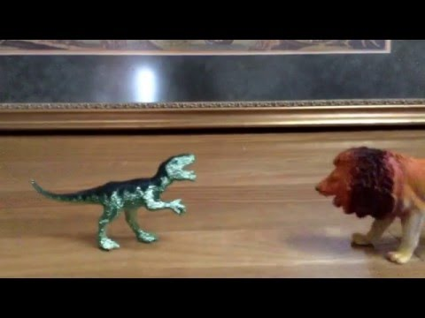 pixelpandas.org/ Lion v.s. T. Rex