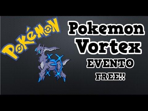 Pokemon vortex 2016 - Arceus (water) pokemon de EVENTO! FREE!!!