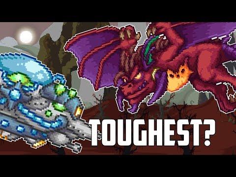 Download Terraria Top 5 Toughest Mini-Bosses! Where does
