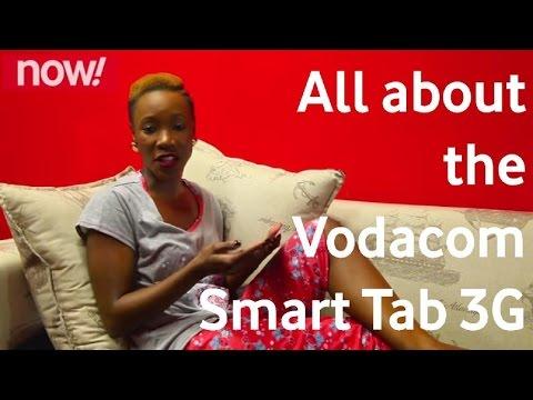 Vodacom now! Trending Tech - The Vodacom Smart Tab 3G
