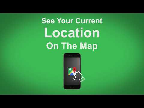 Google Maps   See Your Current Location On The Map