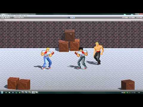Unity 3D Brawler 2D -  Diário de bordo - Parte 5 (Beat' em Up)