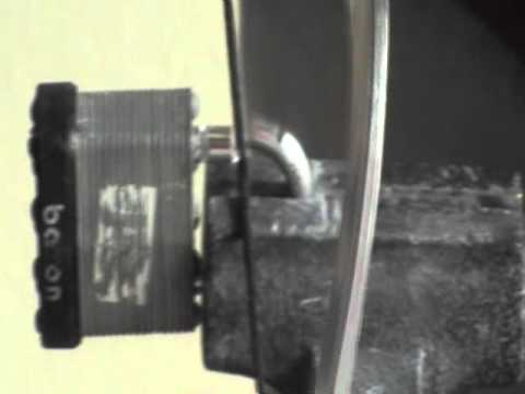 How to Cut through Hardened Steel Padlock Tungsten Rodsaw for Hacksaw
