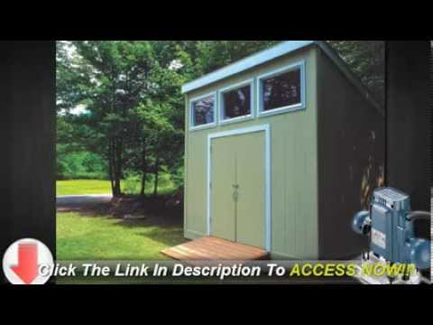 Build Your Own Shed Doors