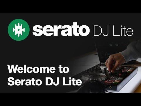 Welcome to Serato DJ Lite