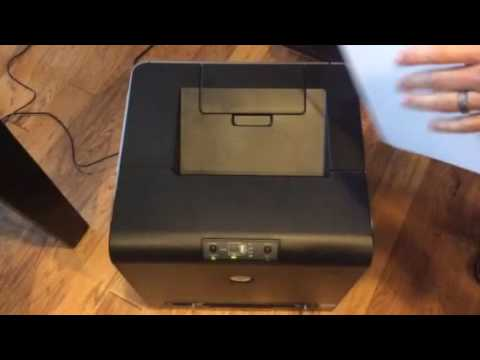 Dell 1320c color printer