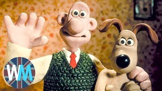 Top 10 Wallace & Gromit Moments
