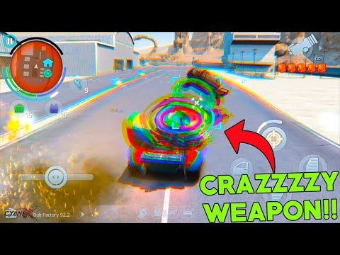 GRAVITRON - ULTIMATE DEMOLISHER | Gangstar Vegas
