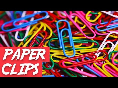 5 AWESOME PAPER CLIPS LIFE HACKS YOU SHOULD KNOW