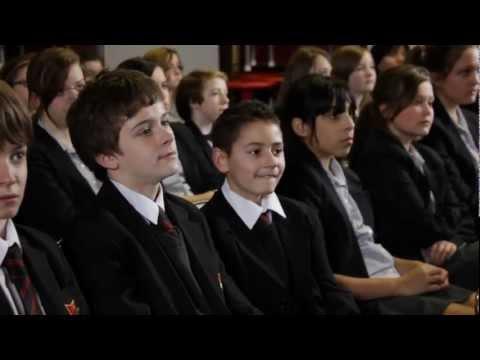 Anti-Bullying Ambassadors Showcase- Heart of England School, Coventry