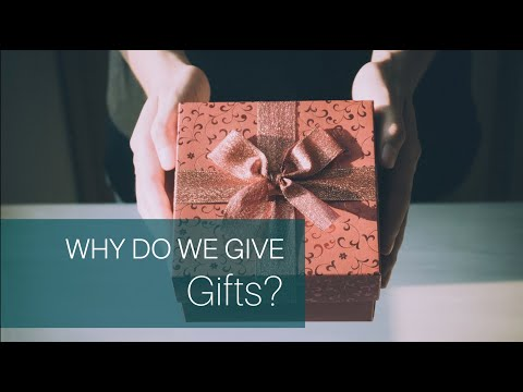 Why Do We Give Gifts & How To Choose The Perfect Gift | Christmas Edition