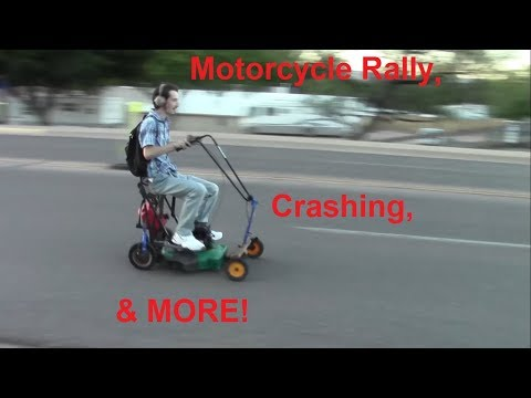 Push-Mower Gokart OFFICIAL VIDEO