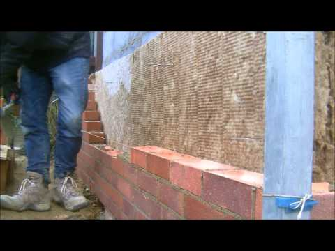 the fine art of brickwork - Porch (1 of 3) Cavity Wall