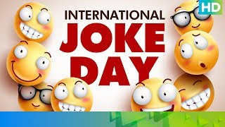 International Joke Day | Bollywood Movies - Best Comedy Scenes