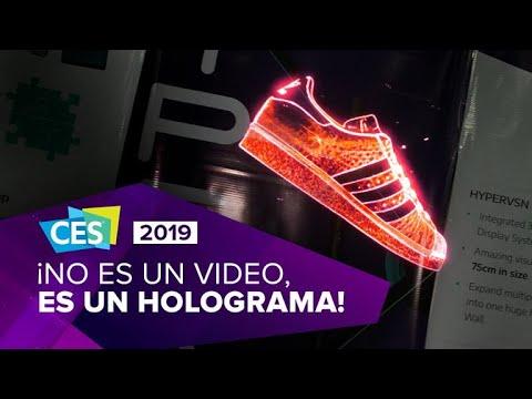 Las vallas publicitarias del futuro serán hologramas