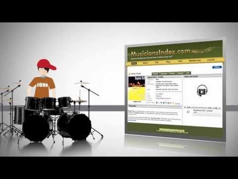 Musicians Wanted - Find A Band with Musicians Index