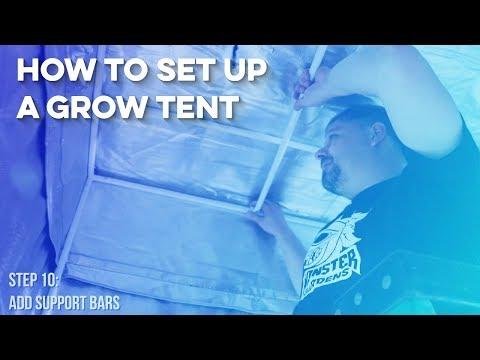 Complete Grow Tent Setup