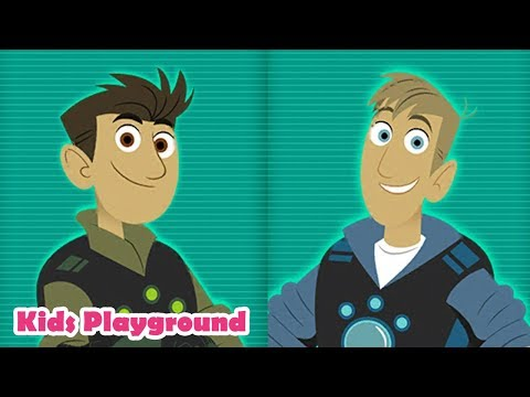 Wild Kratts Rescue Run #14 -  CHRIS vs  MARTIN