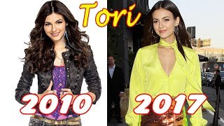 Victorious ❤ Before And After 2017 - Star News