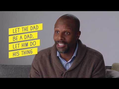 Keeping It Together | Dad can do it right too!