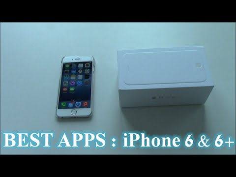 Best Apps for iPhone 6 & 6 Plus
