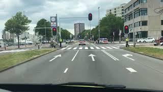 Begeleiding Groningse Ambulance In Rotterdam