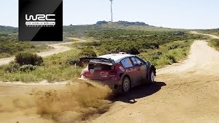 WRC - Rally Italia Sardegna 2018: Aerial Special