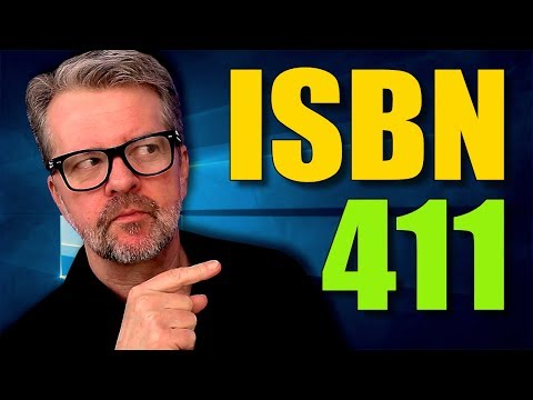 Does Your Book Need An ISBN?
