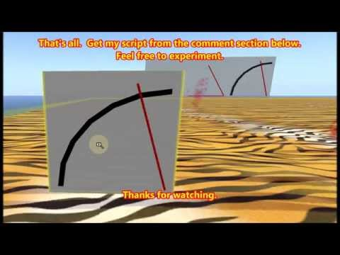 Make a VU meter using LSL and Pythagorean Theorem in Secondlife and Opensim- Get the Free Script