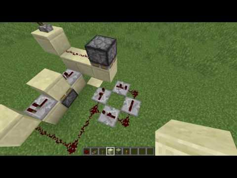 Repeater Clock an- und ausschalten  |  Minecraft Redstone Tipp