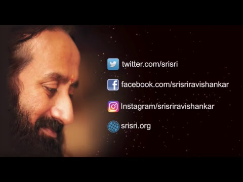 May 17: Connect to Reconnect with Gurudev Sri Sri Ravi Shankar