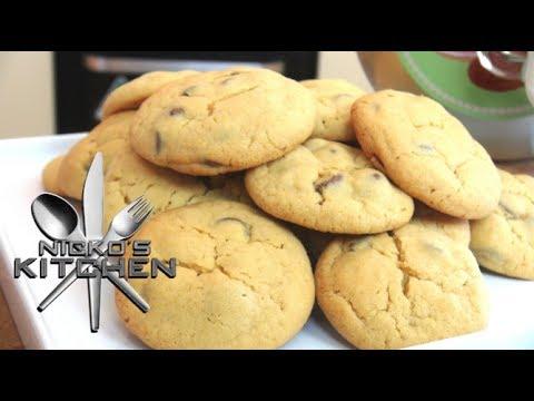 Chocolate Chip Cookies - Video Recipe
