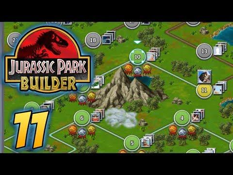 Jurassic Park Builder - Episode 11 - Harder Battles