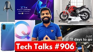 Tech Talks #906 - Realme Q Series, Redmi Note 8 Pro Specs, Chandrayaan2, CamScanner, Revolt Bike