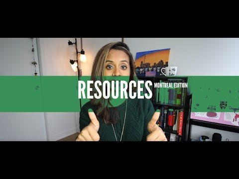 Resources   What You Can Access When Living in Montreal
