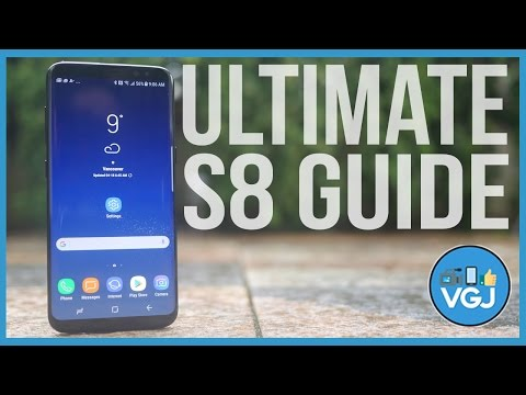 150+ Samsung Galaxy S8 Tips, Tricks, Features and Secrets - The Ultimate Guide to 2017's BEST Phone!