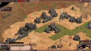 AoE 2 - Solo and Teamgame