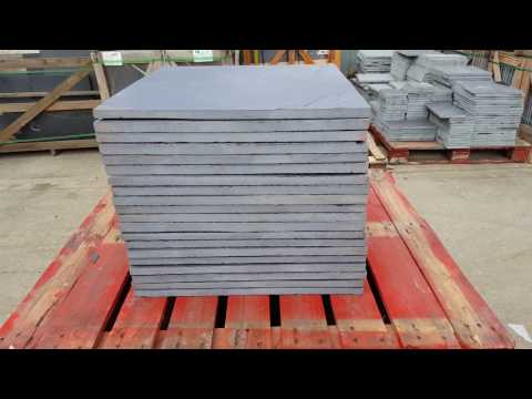 BL6060 Black Limestone - Dry