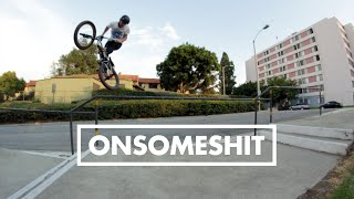 "BMX - ONSOMESHIT ""ON EVERYTHING"" ALEX DONNACHIE"