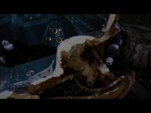 Hot Tub Demolition Part 5
